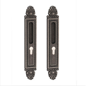 Modern Sliding Doors Safety Lock High Quality Lock Sliding Door Classical Style Home Door Lock